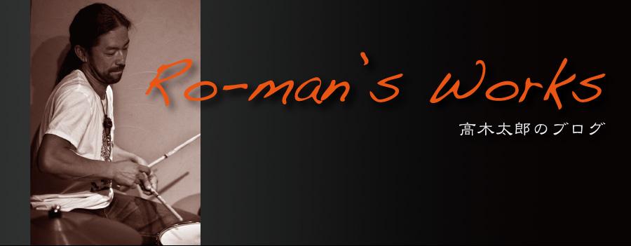 Ro-man's Works